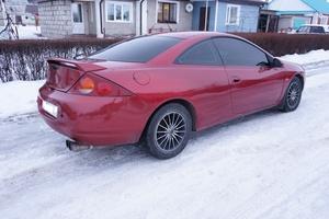 Автомобиль Ford Cougar, среднее состояние, 1999 года выпуска, цена 180 000 руб., Воронеж