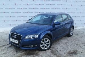 Авто Audi A3, 2012 года выпуска, цена 698 999 руб., Москва
