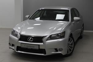 Авто Lexus GS, 2012 года выпуска, цена 1 450 000 руб., Санкт-Петербург