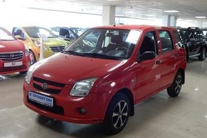 Авто Suzuki Ignis, 2007 года выпуска, цена 275 000 руб., Москва
