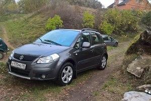 Автомобиль Suzuki SX4, отличное состояние, 2011 года выпуска, цена 505 000 руб., Смоленск