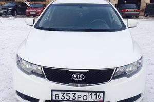 Подержанный автомобиль Kia Cerato, отличное состояние, 2010 года выпуска, цена 435 000 руб., Набережные Челны