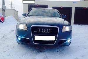 Подержанный автомобиль Audi A6, отличное состояние, 2006 года выпуска, цена 620 000 руб., Челябинск