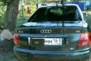 Подержанный автомобиль Audi A4, отличное состояние, 1995 года выпуска, цена 185 000 руб., Ростов-на-Дону