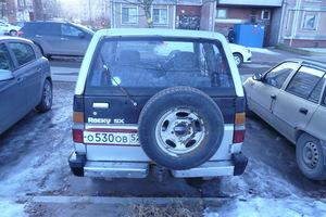 Автомобиль Daihatsu Rocky, хорошее состояние, 1993 года выпуска, цена 260 000 руб., Нижний Новгород