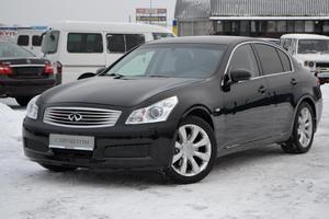 Авто Infiniti G-Series, 2007 года выпуска, цена 619 000 руб., Москва