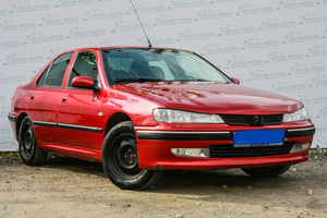 Авто Peugeot 406, 2002 года выпуска, цена 179 000 руб., Екатеринбург