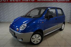 Авто Daewoo Matiz, 2014 года выпуска, цена 199 000 руб., Москва