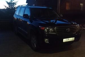 Автомобиль Toyota Land Cruiser, отличное состояние, 2014 года выпуска, цена 3 500 000 руб., Краснодар