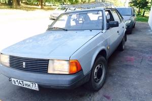 Автомобиль Москвич 2141, хорошее состояние, 1996 года выпуска, цена 55 000 руб., Москва