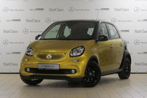 Авто Smart Forfour, 2016 года выпуска, цена 1 115 851 руб., Санкт-Петербург