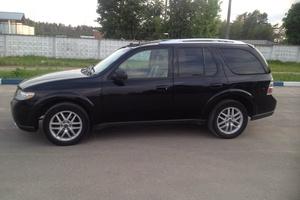Автомобиль Saab 9-7X, хорошее состояние, 2005 года выпуска, цена 400 000 руб., Людиново