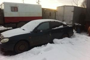 Автомобиль Daewoo Leganza, среднее состояние, 1998 года выпуска, цена 70 000 руб., Набережные Челны