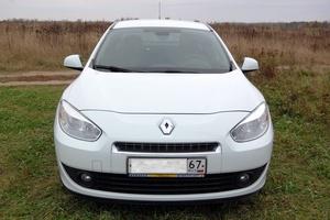 Автомобиль Renault Fluence, отличное состояние, 2012 года выпуска, цена 535 000 руб., Смоленск