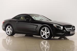 Авто Mercedes-Benz SL-Класс, 2012 года выпуска, цена 3 650 000 руб., Москва