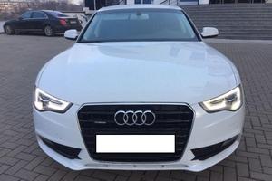 Автомобиль Audi A5, отличное состояние, 2015 года выпуска, цена 1 590 000 руб., Краснодар