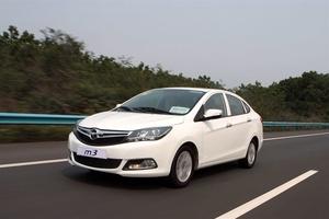 Автомобиль Haima M3, отличное состояние, 2014 года выпуска, цена 390 000 руб., республика Татарстан