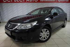 Авто Renault Latitude, 2012 года выпуска, цена 565 000 руб., Москва