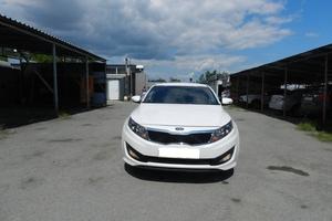 Автомобиль Kia K5, хорошее состояние, 2011 года выпуска, цена 780 000 руб., Челябинск