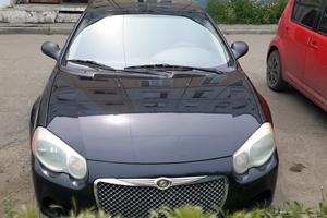 Автомобиль Chrysler Sebring, хорошее состояние, 2004 года выпуска, цена 310 000 руб., Иркутск