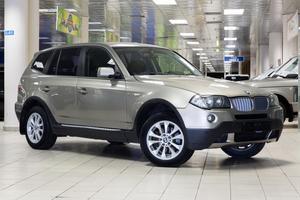 Авто BMW X3, 2009 года выпуска, цена 733 333 руб., Москва