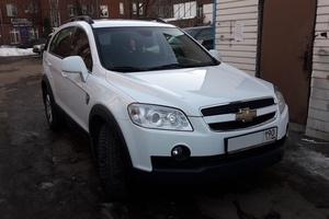 Автомобиль Chevrolet Captiva, хорошее состояние, 2010 года выпуска, цена 750 000 руб., Мытищи