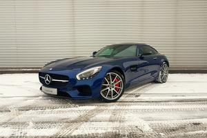 Авто Mercedes-Benz AMG GT, 2015 года выпуска, цена 7 100 000 руб., Минеральные Воды