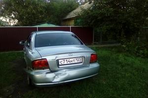 Подержанный автомобиль Hyundai Sonata, битый состояние, 2006 года выпуска, цена 230 000 руб., Тихорецк