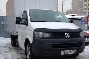 Подержанный автомобиль Volkswagen Transporter, отличное состояние, 2012 года выпуска, цена 710 000 руб., Реутов