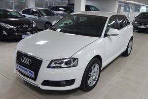 Подержанный автомобиль Audi A3, отличное состояние, 2008 года выпуска, цена 490 000 руб., Москва
