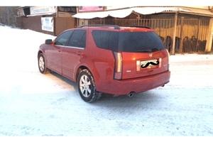 Автомобиль Cadillac SRX, хорошее состояние, 2009 года выпуска, цена 615 000 руб., Люберцы