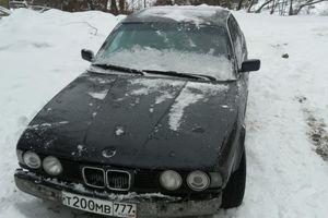 Подержанный автомобиль BMW 5 серия, отличное состояние, 1994 года выпуска, цена 90 000 руб., Сергиев Посад