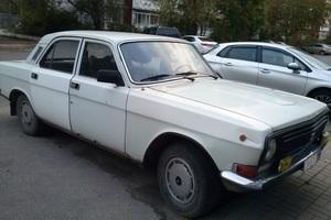 Автомобиль ГАЗ 24 Волга, среднее состояние, 1989 года выпуска, цена 35 000 руб., Калуга