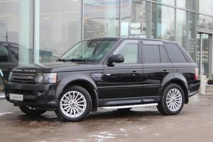 Авто Land Rover Range Rover Sport, 2012 года выпуска, цена 1 915 000 руб., Москва
