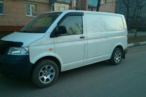 Подержанный автомобиль Volkswagen Transporter, хорошее состояние, 2003 года выпуска, цена 480 000 руб., Фрязино