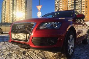 Автомобиль Audi Q5, отличное состояние, 2008 года выпуска, цена 880 000 руб., Москва