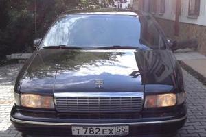 Автомобиль Chevrolet Caprice, отличное состояние, 1993 года выпуска, цена 950 000 руб., Омск