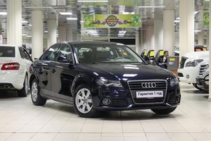 Подержанный автомобиль Audi A4, отличное состояние, 2008 года выпуска, цена 677 777 руб., Москва