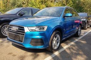 Авто Audi Q3, 2016 года выпуска, цена 2 184 000 руб., Москва
