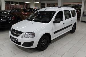 Подержанный автомобиль ВАЗ (Lada) Largus, отличное состояние, 2016 года выпуска, цена 566 000 руб., Казань