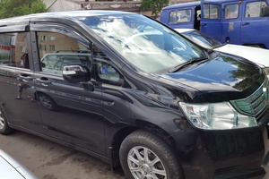 Автомобиль Honda Stepwgn, отличное состояние, 2010 года выпуска, цена 720 000 руб., республика Тыва