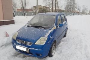 Автомобиль Hafei Brio, хорошее состояние, 2006 года выпуска, цена 95 000 руб., Верхняя Пышма