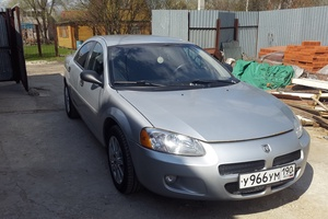 Автомобиль Dodge Stratus, среднее состояние, 2004 года выпуска, цена 205 000 руб., Москва