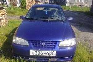 Автомобиль Kia Avella, хорошее состояние, 1999 года выпуска, цена 90 000 руб., Петрозаводск