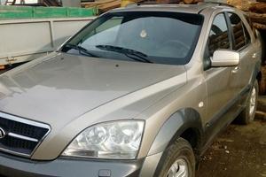 Подержанный автомобиль Kia Sorento, отличное состояние, 2006 года выпуска, цена 515 000 руб., Челябинск