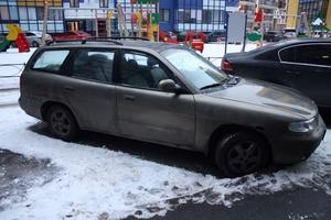 Автомобиль Daewoo Nubira, плохое состояние, 1998 года выпуска, цена 120 000 руб., Санкт-Петербург