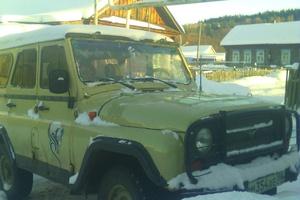 Автомобиль УАЗ 3160, хорошее состояние, 1997 года выпуска, цена 56 000 руб., Пензенская область