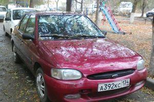 Автомобиль Ford Escort, отличное состояние, 1997 года выпуска, цена 65 000 руб., Волгоград