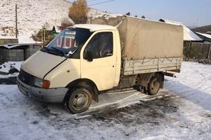 Подержанный автомобиль ГАЗ Газель, среднее состояние, 1997 года выпуска, цена 120 000 руб., Усть-Катав