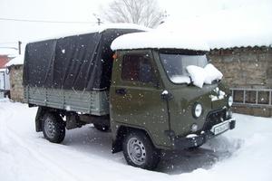 Автомобиль УАЗ 3303, отличное состояние, 2016 года выпуска, цена 530 000 руб., Отрадный